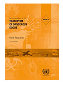 UN Model Regulations on the Transportation of Dangerous Goods - 21st Edition Orange Book