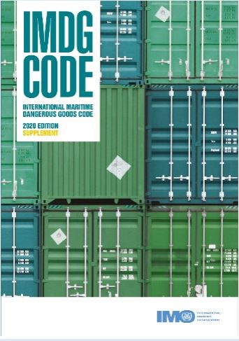 Supplement to the IMDG Code Amendment 40-20 - PRE-ORDER